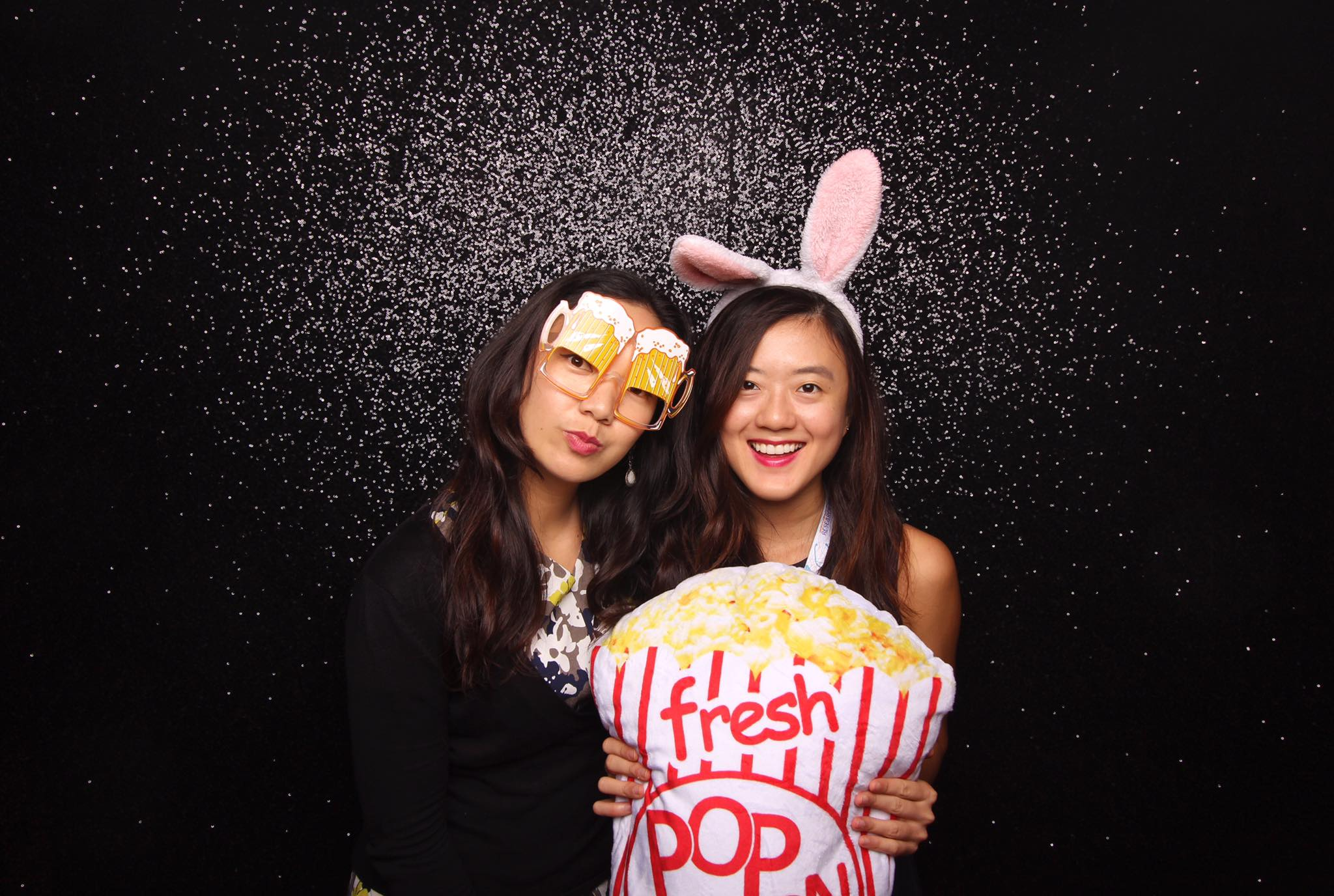 Poppin in to say TGIF! - Fourstops Photography · Singapore Photobooth