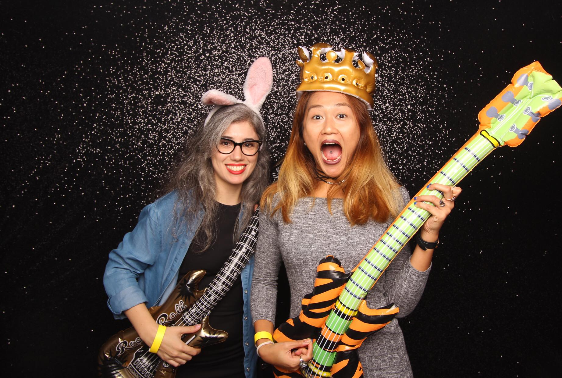 Never too late to be a rockstar - Fourstops Photography · Singapore Photobooth