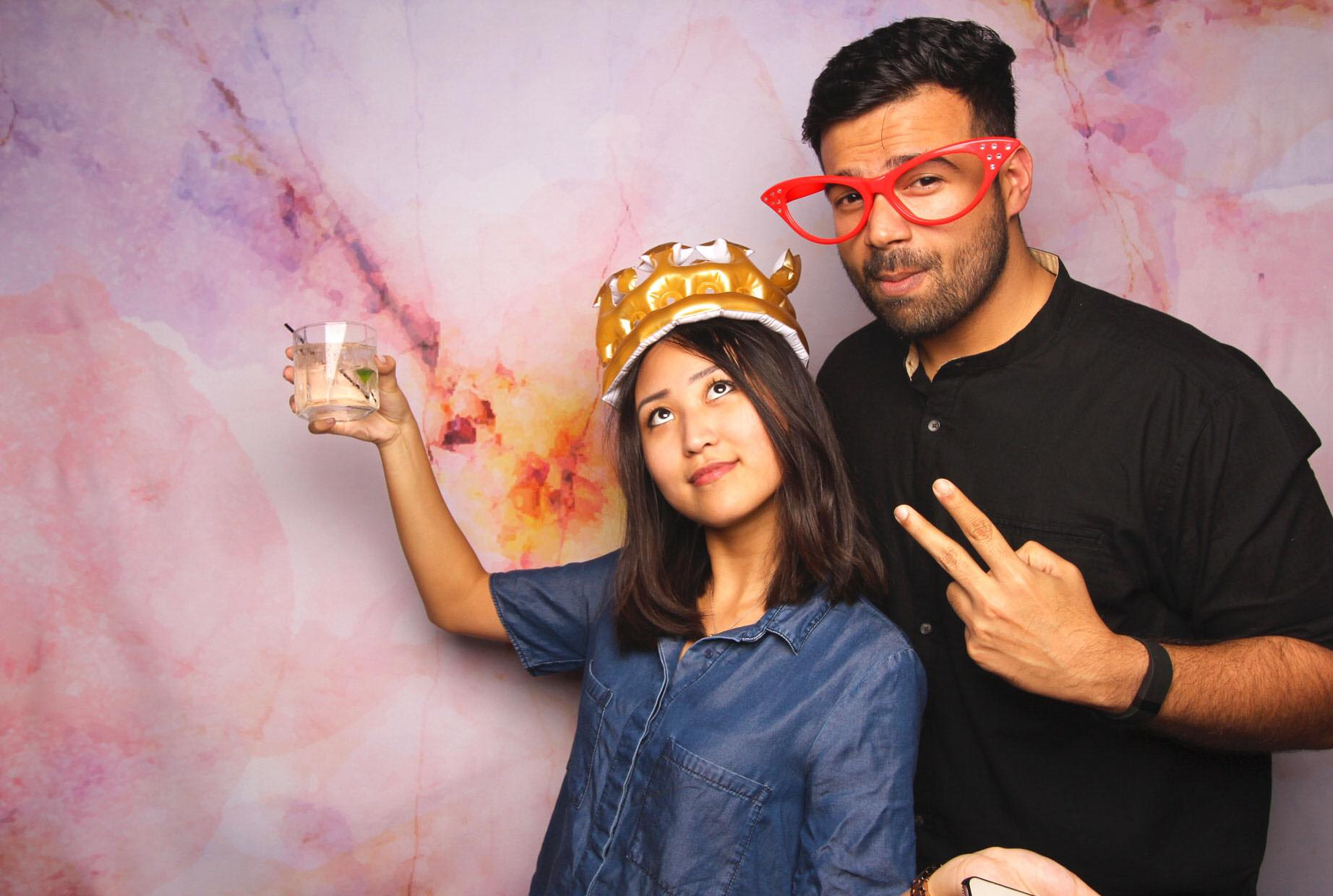 It's time to throwback some drinks. Happy Thirsty Thursday! - Fourstops Photography · Singapore Photobooth