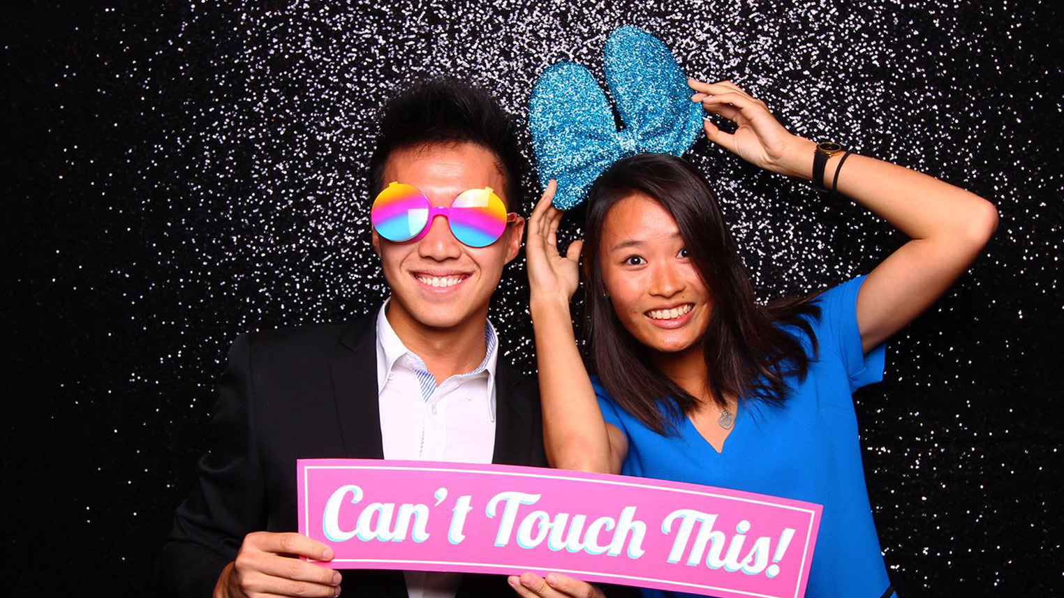 Fourstops • Singapore Photobooth • Elson & Sarah Wedding Photobooth