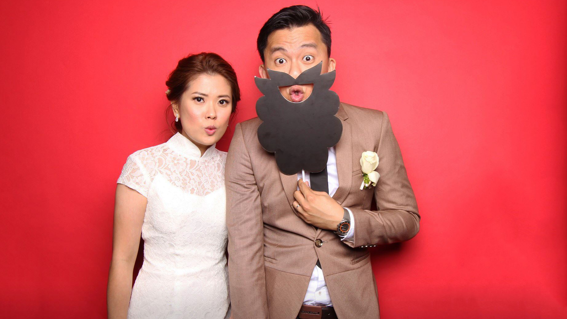 Fourstops • Singapore Photobooth • Alex & Mabel Wedding Photobooth