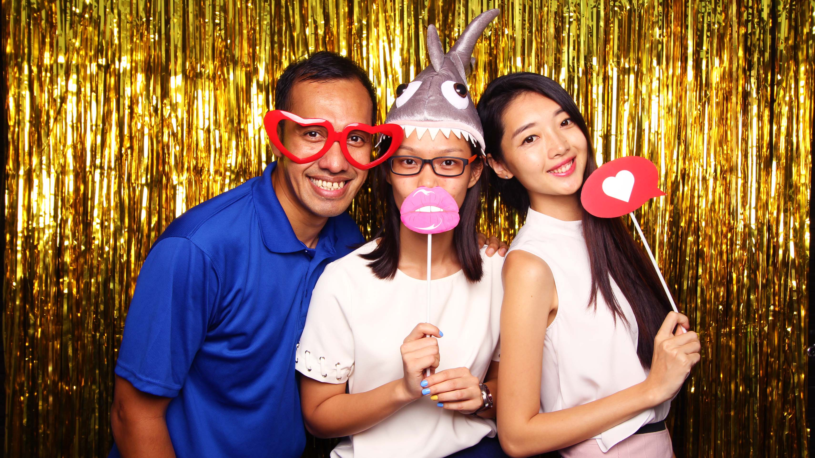 Fourstops • Singapore Photobooth • Anderson Primary Lunch 2015 Photobooth Cover