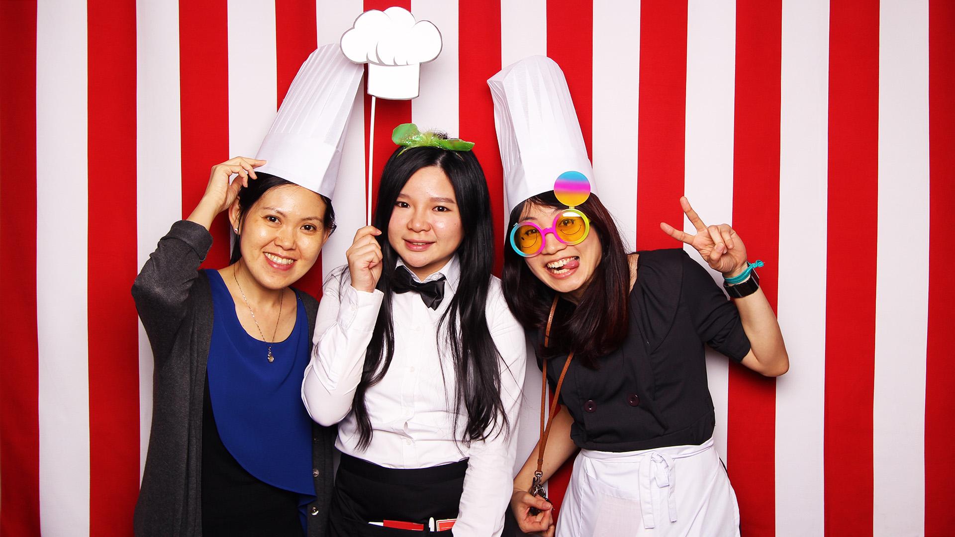 Fourstops Photography • Singapore Photobooth • OCBC MasterChef 2015 Corporate Photobooth Cover