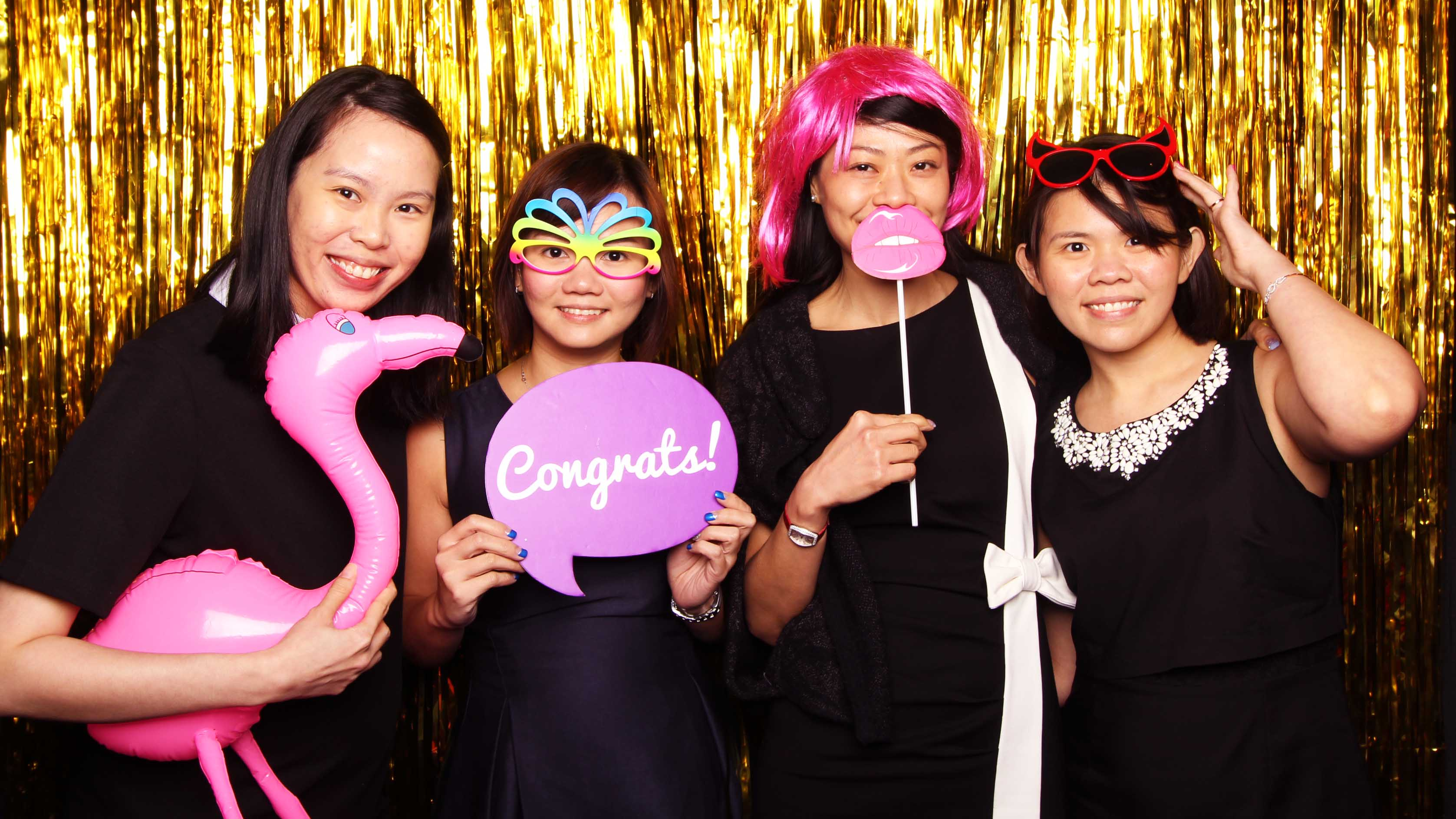 Fourstops Photography • Singapore Photobooth • ARA Suntec Opening Corporate Photobooth Cover