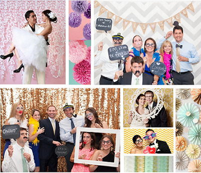 10 diy wedding ideas fourstops photography singapore photobooth with a diy ribbon inspired signature and flower wreath or any other modishly decorated sparkly solutioingenieria Images